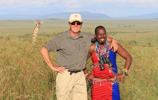 The Maasai Mara