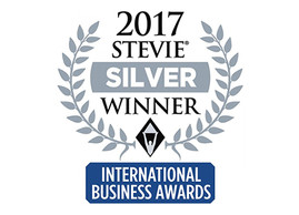 Lansons wins silver at the Stevie International Business Awards 2017