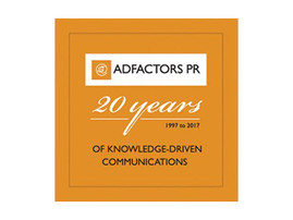 Adfactors PR celebrates 20 years