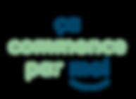 Logo Rond Ca Commence Par Moi Changement Monde Terre Homme Bouger Les Choses Société Education Transrpot Acteur