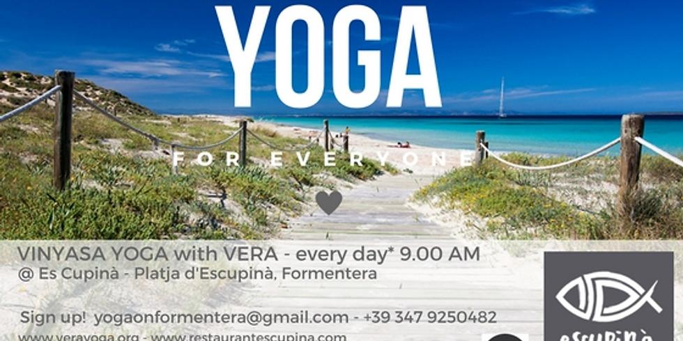 Yoga @ Formentera