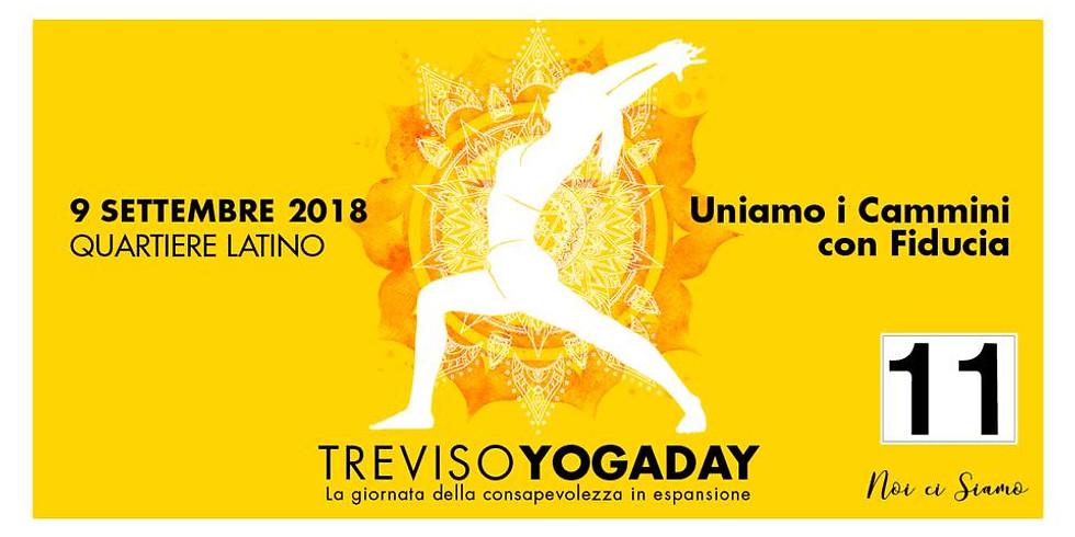 Treviso Yoga Day