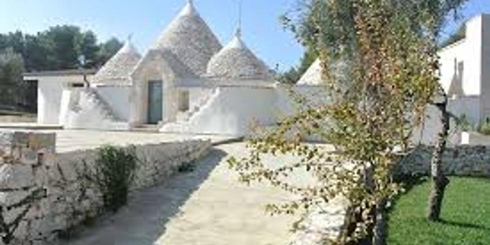 hOMe Yoga Retreat - Puglia - 12th – 17th  September 2020