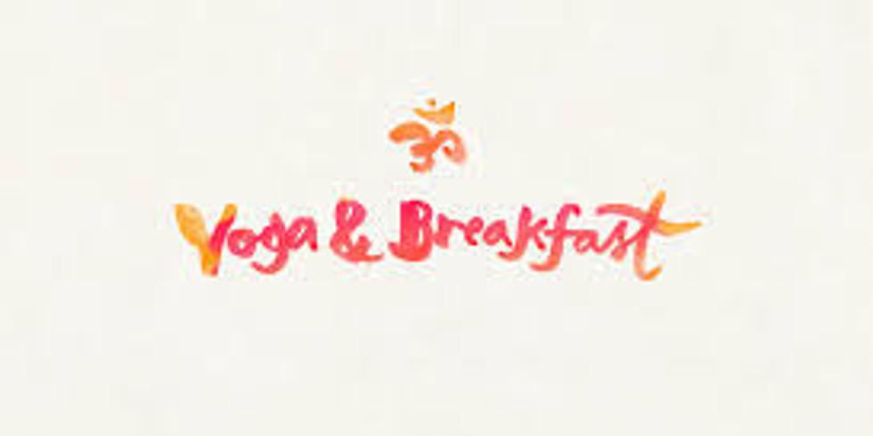 Yoga & Breakfast @ 11