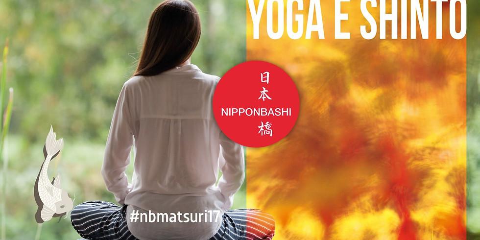 Yoga & Shinto @ Nipponbashi
