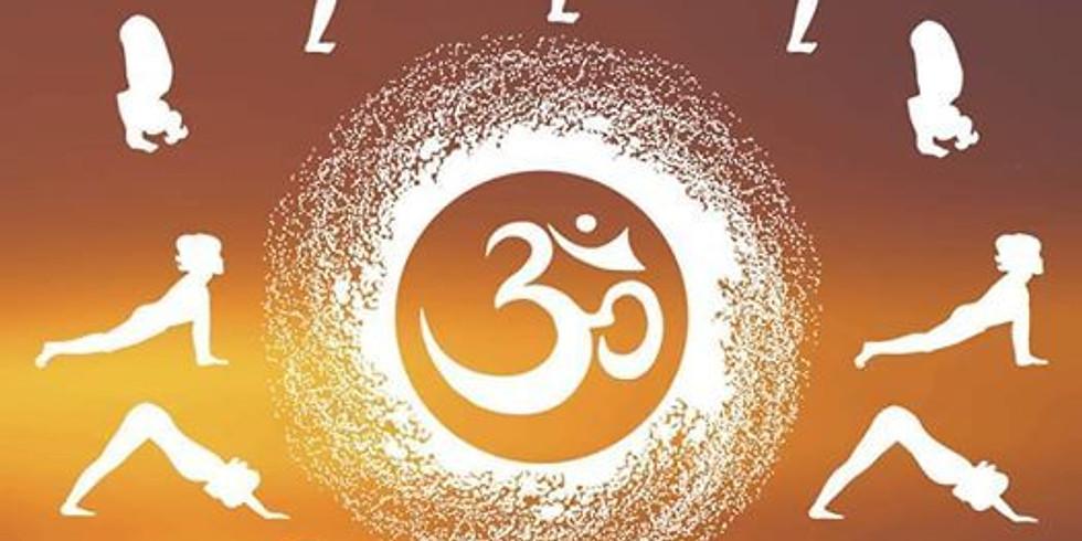 108 Surya Namaskar - Pratica dei 108 Saluti al Sole
