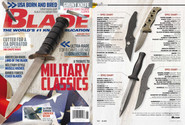 Blade Magazine 2021 - Aug