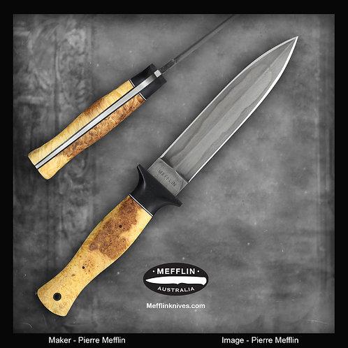 W2 tool steel - dagger