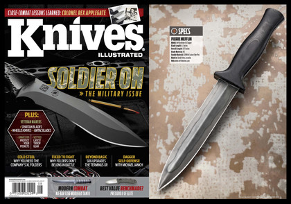 Knives Illustrated - Military issue
