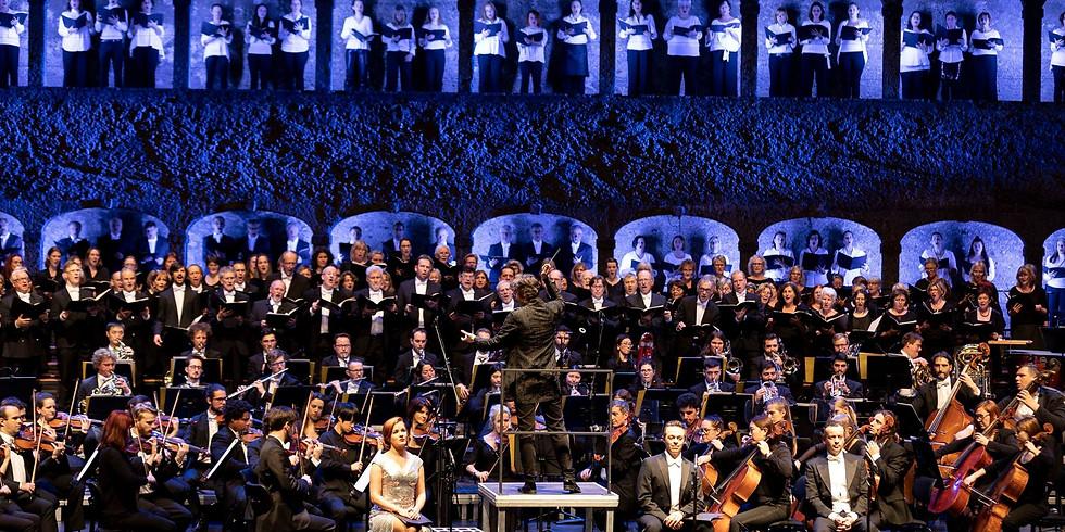 """G. MAHLER · Symphonie Nr. 2, c-Moll, """"Auferstehungssymphonie"""""""