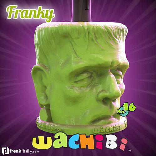 Wachibi No.16 Franky Edition - Wacom Pen Holder - Apple Pencil Holder - by Freakfinity