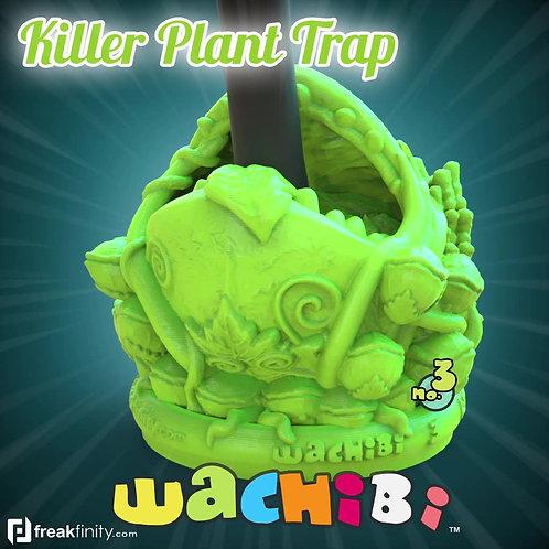 Wachibi No.3 Killer Fly Trap Edition - Wacom Pen Holder - Apple Pencil Holder - by Freakfinity