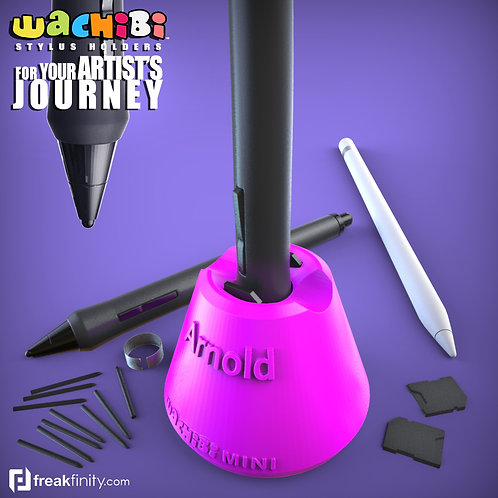 Your Wachibi Mini with custom name