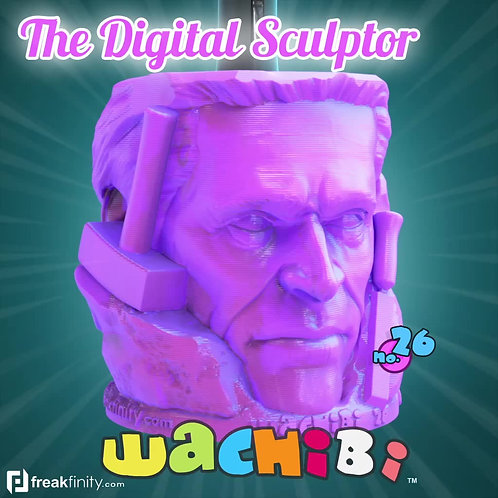 The Digital Sculptor