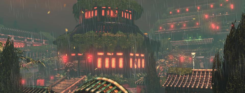 Forbidden City UDK Project