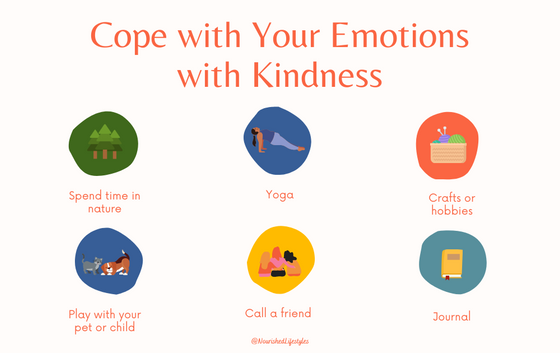 Intuitive Eating Principle 7: Cope with Your Emotions with Kindness