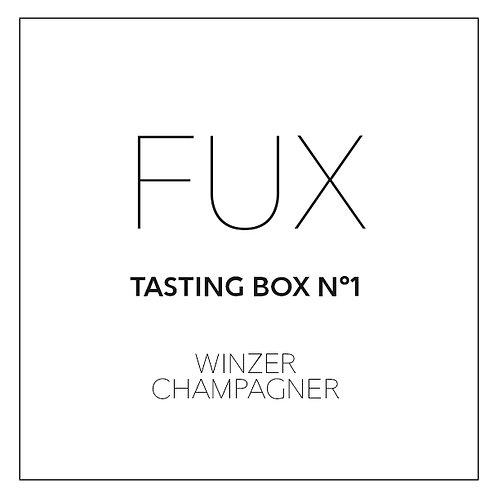 FUX Tasting Box N°1: Winzerchampagner