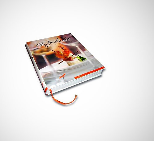 Fux Kochbuch 'Aufgedeckt', 2007