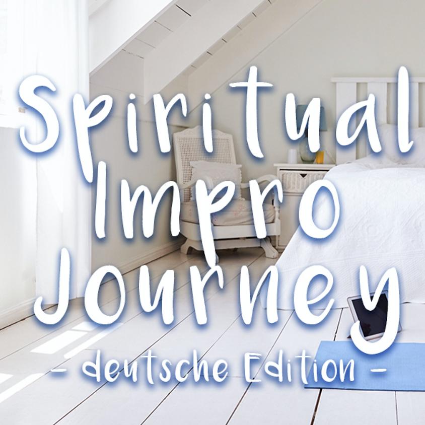 Spiritual Impro Journey - mit Jens Wienand