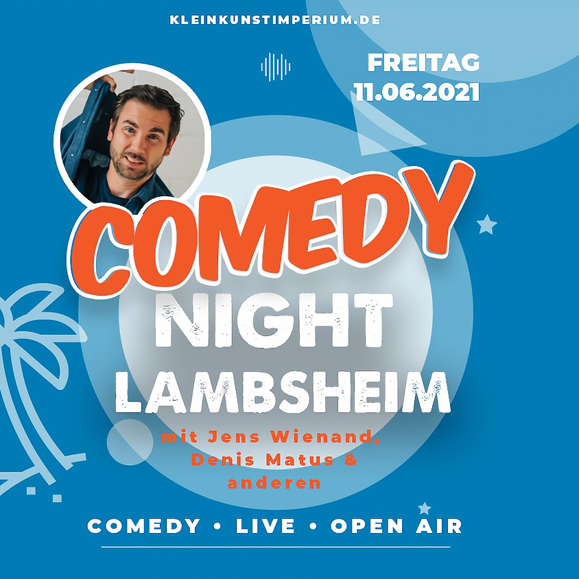 Comedy Night Lambsheim