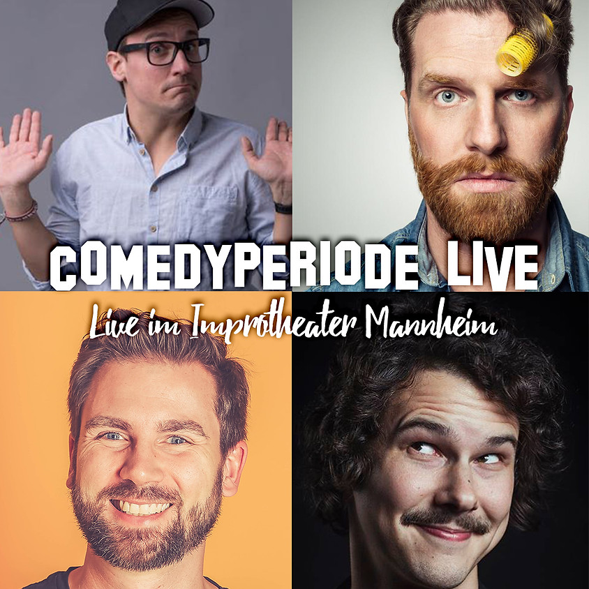 Comedyperiode  - Live Podcast