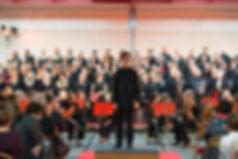 Requiem de Brahms par l'Ensemble Vocal d'Arles au Palis des Congrès d'Arles 2015