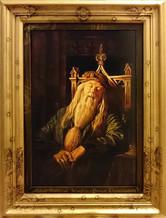 Dumbledore Snoozing - Large