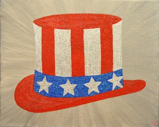 """Star Spangle Hat"""