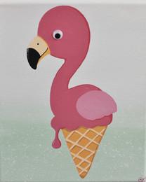 """Flamingo Flavor"""