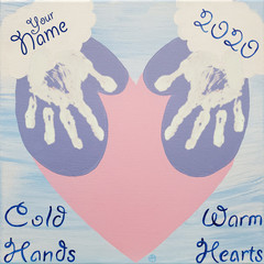 """""""Cold Hands Warm Hearts"""""""