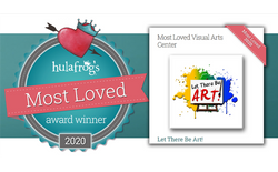 Most Loved Visual Arts Center 2020