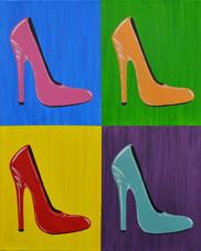 """""""Pop Art Heels"""""""