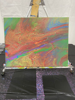 Pour Painting!