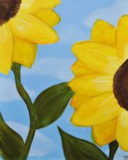 """Sunflower Sky"""