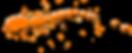 Orange Splat Divider Bar.png