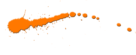 Orange Splat Divider Bar.png
