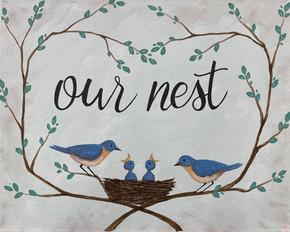 """""""Our Nest"""""""