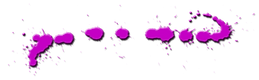 Purple Paint Splat Divider Bar.png