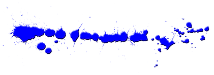 Blue Splat Divider Bar.png