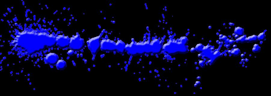 Blue Splat Divider Bar.png