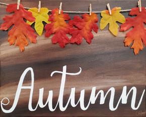 """""""Autumn Laundry"""""""