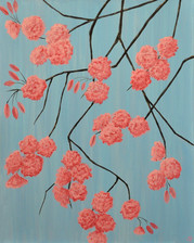 """Spring Tree Blossoms"""