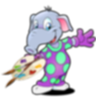 Paint in Your Pajamas Elephant.png