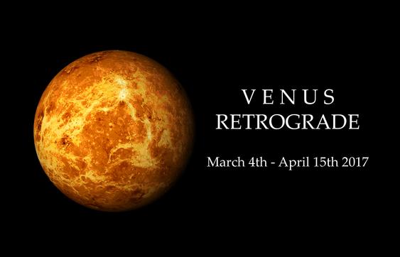 Venus Retrograde In 2017