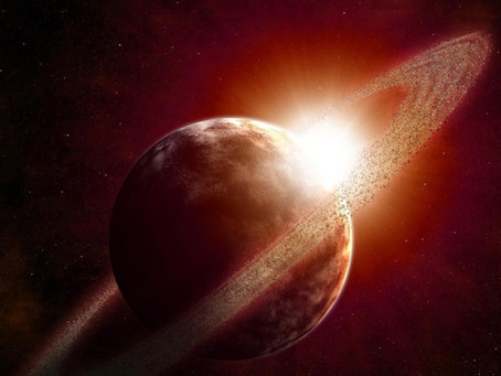 The First Saturn Return (Maturation Into Adulthood)