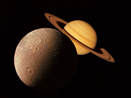Saturn's Transit Over The Moon (Sade Sati)