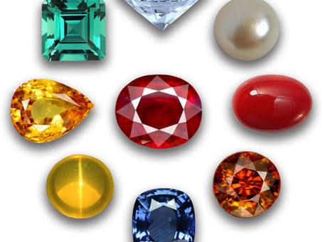 Gemstones In Astrology