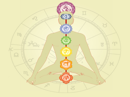 Chakras And Astrology