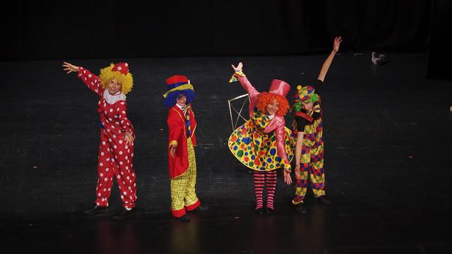 """Birmingemas Mazā teātra Jauniešu studija. Hermanis Paukšs """"Vairāk nekā mums nav!"""" 29/05/2019."""