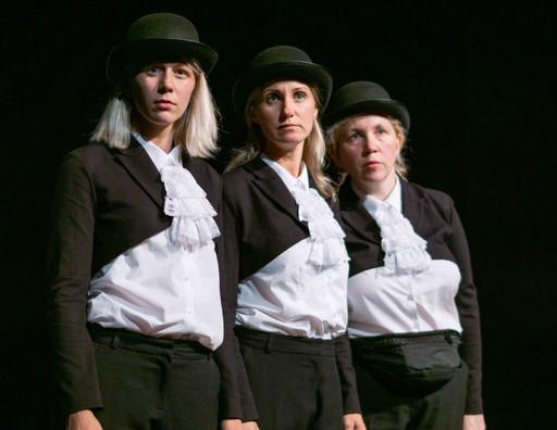 """Birmingemas Mazais teātris. Slavomirs Mrožeks. """"Atklātā jūrā"""".10/07/2019."""